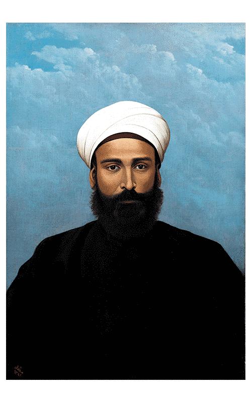 ABDUL QADIR AL RASSAM PRINT