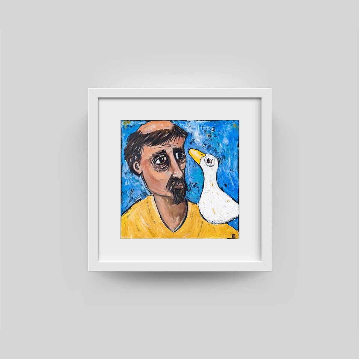 karen grey art framed