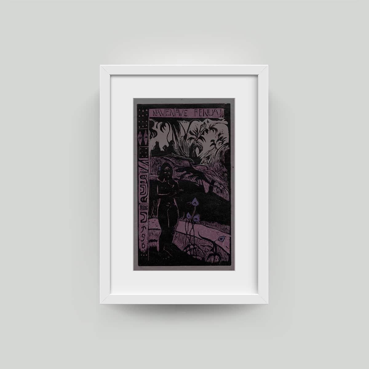 gaugin art print