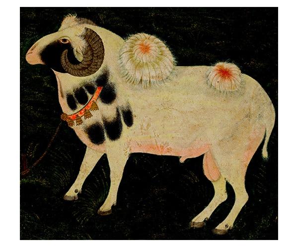 mughal fine art print