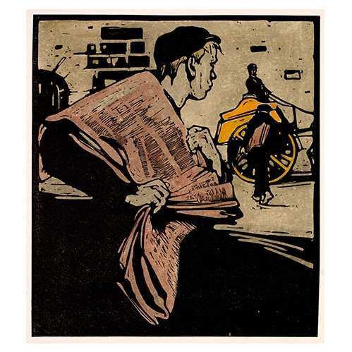 sir william nicholson print