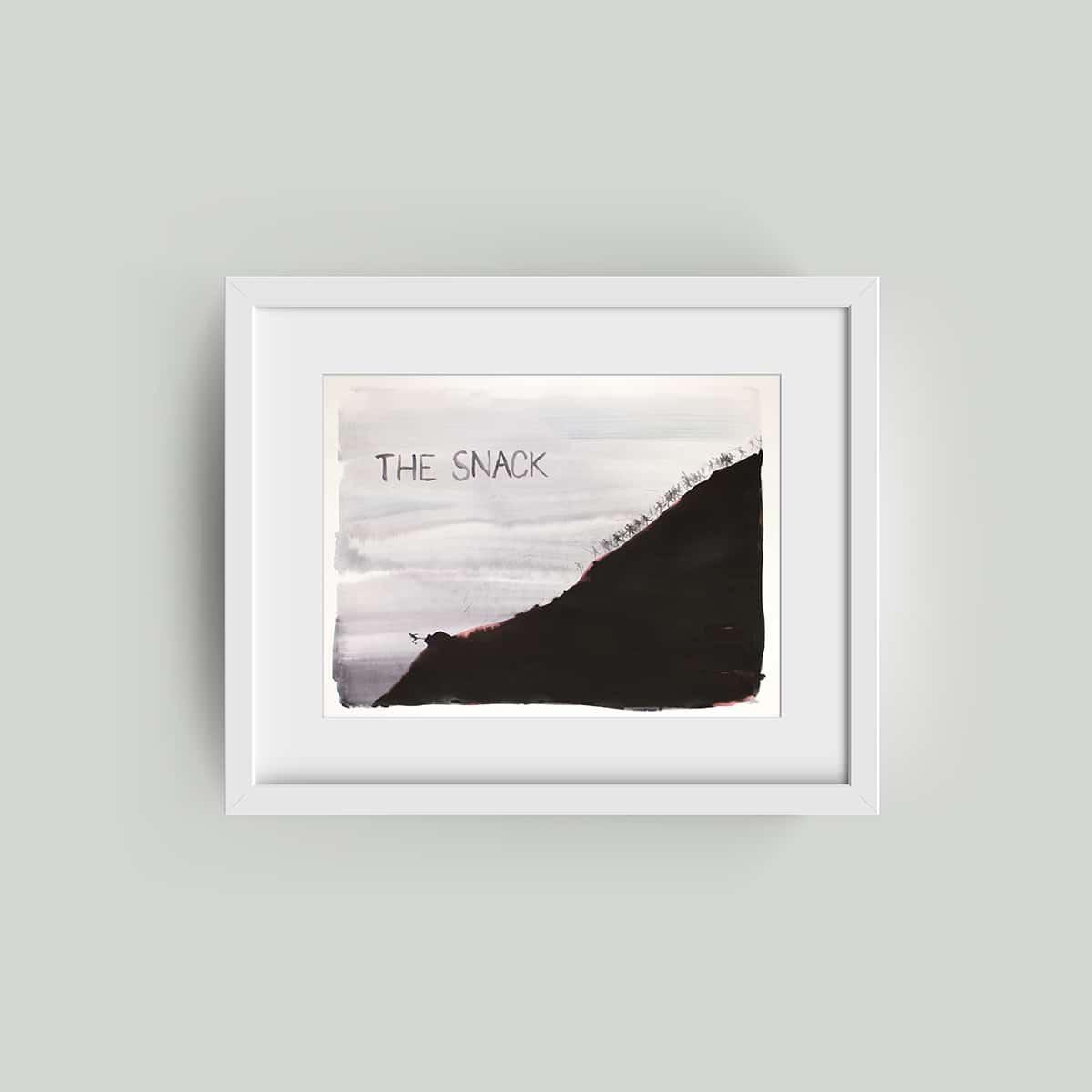 senon williams framed art print
