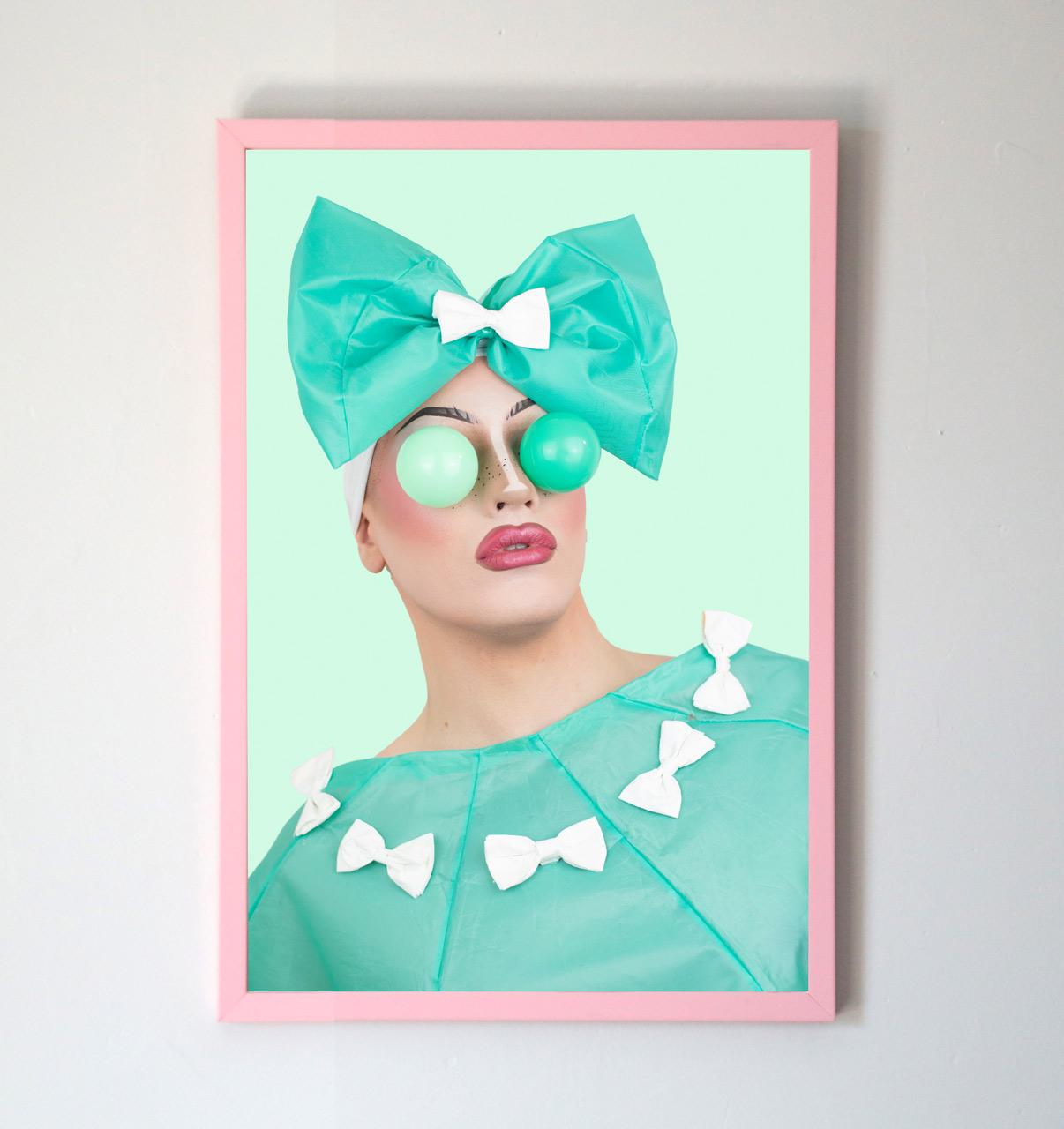 ru jazzle art print