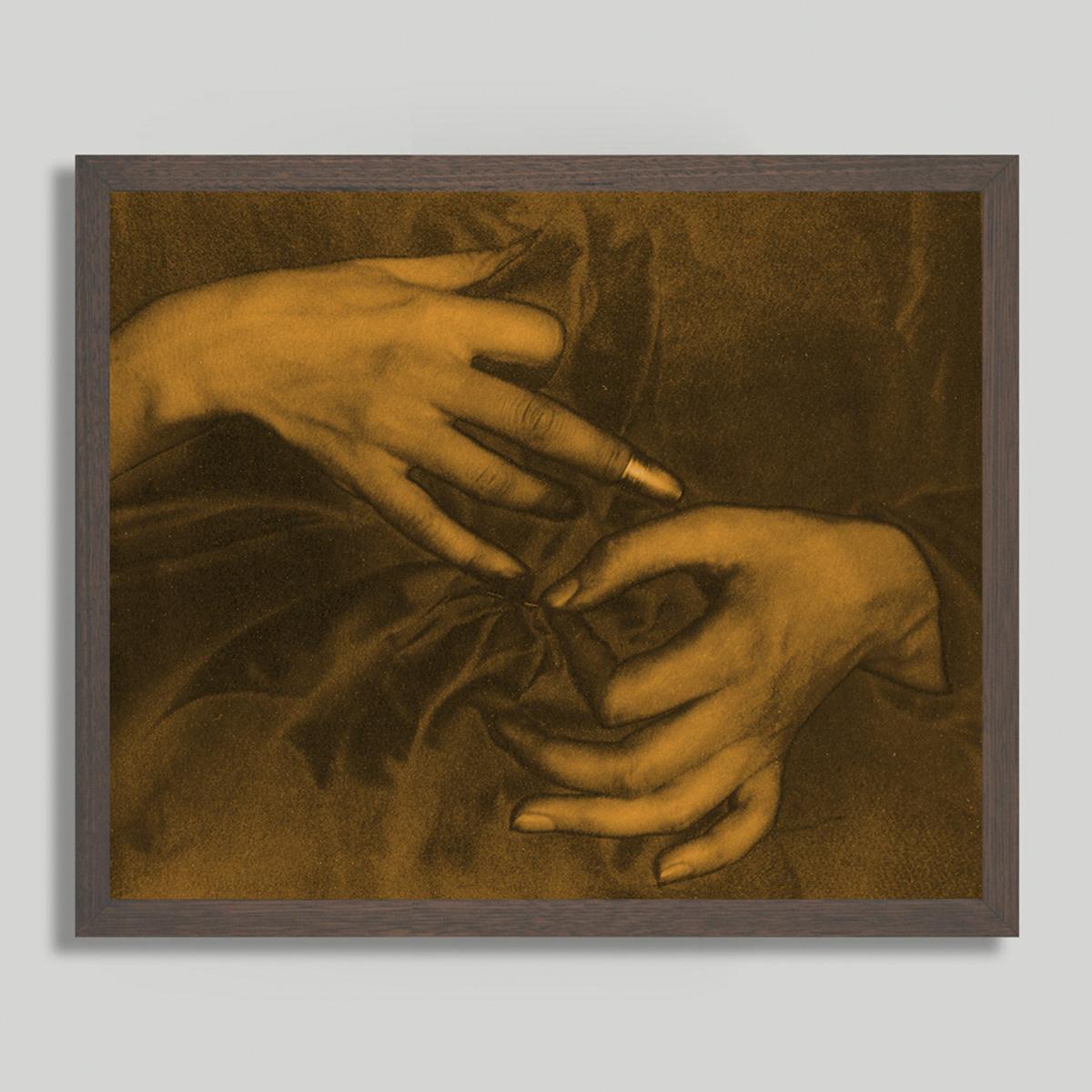 steiglitz art print framed